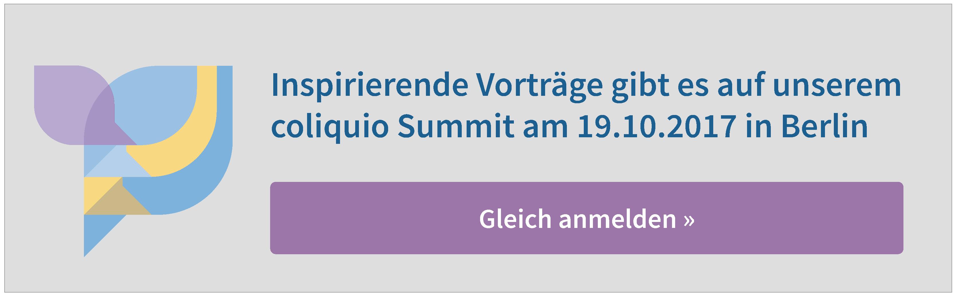 coliquio Summit Berlin