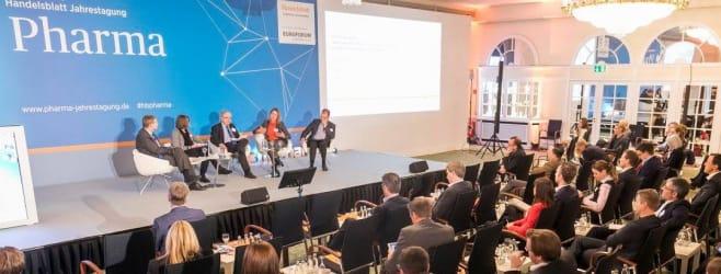 Das war coliquio auf der Handelsblatt-Tagung | Innovationen und Reformbereitschaft sind maßgeblich für den Erfolg von Pharma