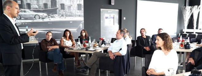 Erfolgsgeschichten und Learnings teilen: Impressionen der coliquio Breakfast Lounges in Frankfurt und Köln