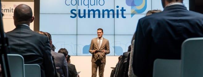 Best Cases aus der Branche und Inspiration aus der Gründerszene: Das war der zweite coliquio Summit