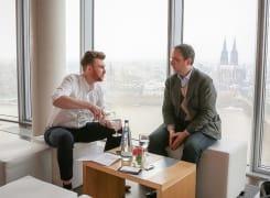 Wer treibt Innovationen in Healthcare voran | Interview mit Dr. med. Tobias Gantner, Geschäftsführer Healthcare Futurists –Teil 1