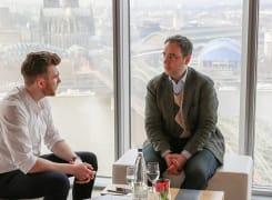 Der Arzt der Zukunft: Vom Gott zum Guide | Interview mit Dr. med. Tobias Gantner, Geschäftsführer Healthcare Futurists – Teil 2
