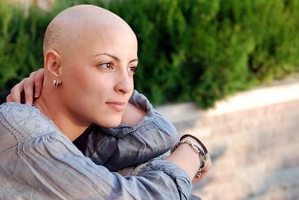 Cancer survivor is concerning about her future