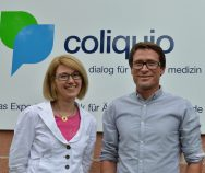 Strategische Weiterentwicklung: Neue Experten bei coliquio