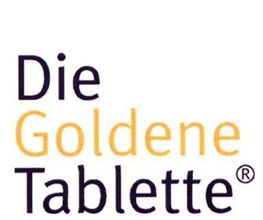 coliquio ist Medienpartner der Goldenen Tablette