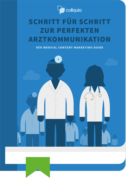 E-Book Medical Content Marketing Guide