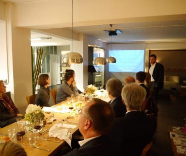 Erfahren, was wirkt: Learnings und Networking bei der Pharma Lounge in München