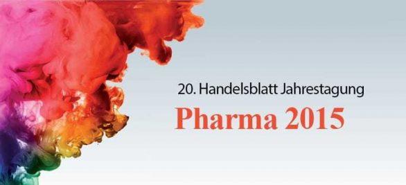 Pharma 2015: Felix Rademacher ist Speaker