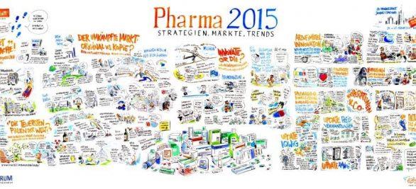 """Strategien, Märkte, Trends"" bei der Pharma 2015"