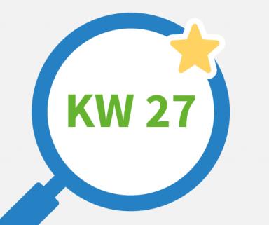 Fundstücke der Woche | KW 27