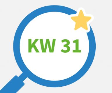 Fundstücke der Woche | KW 31