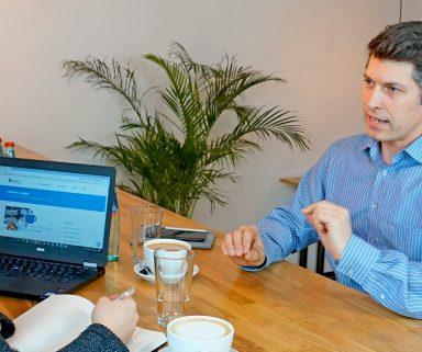 Das macht den Außendienst heute erfolgreich | Ein Interview mit unserem Außendienst-Experten Jörg Dierlamm