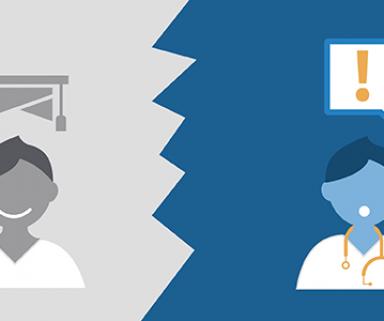 Was Ärzte gerne zu Beginn Ihrer Karriere gewusst hätten | Ärzte aus der coliquio-Community teilen Ihre Erfahrungen