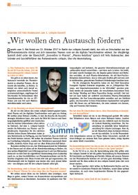Interview Felix Rademacher