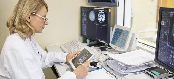 Touchpoint-Analyse: Wo sind Ärzte erreichbar?