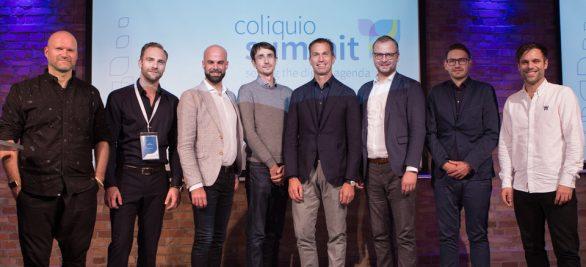 Impressionen vom 3. coliquio Summit in Berlin