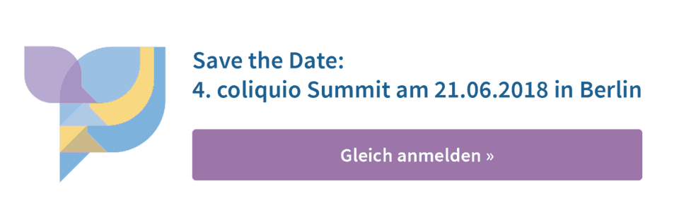 Save the date - Summit 2018
