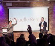 Mit Virtual Reality 'unter die Haut gehen'