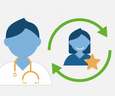 Sind mündige Patienten die besseren Patienten? 5.482 Ärzte antworten