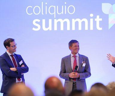 Was bewegt Pharma-CEOs in 2018? Sehen Sie sich die Q&A-Session des coliquio Summit an
