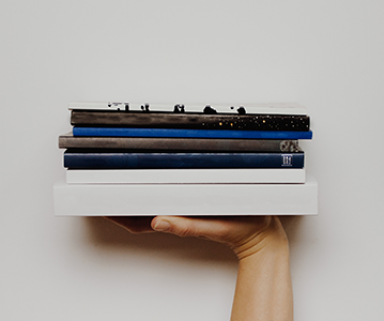 Brauchen Sie noch Lesestoff für die Feiertage? | Unser CEO Martin Drees verrät, welche Bücher 2018 für ihn wichtig waren