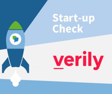 Verily: Daten, die gesund machen   Der Start-up Check