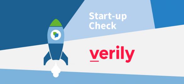 Verily: Daten, die gesund machen | Der Start-up Check