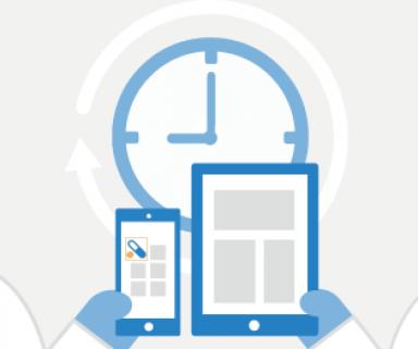 Neue Infografik   Smartphones und Apps im Arzt-Alltag