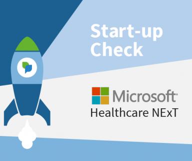 Healthcare NExT: ein besseres Gesundheitssystem | Der Start-up Check
