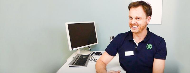 In 2 Jahren ist der Chat zwischen Arzt und Patient Alltag | Dr. Tim Ermuth berichtet von ersten Erfahrungen