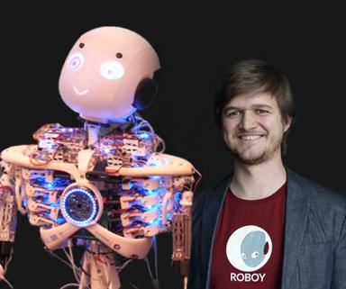 Gestatten, Dr. Roboy | Wie ein humanoider Roboter wichtige medizinische Erkenntnisse liefert
