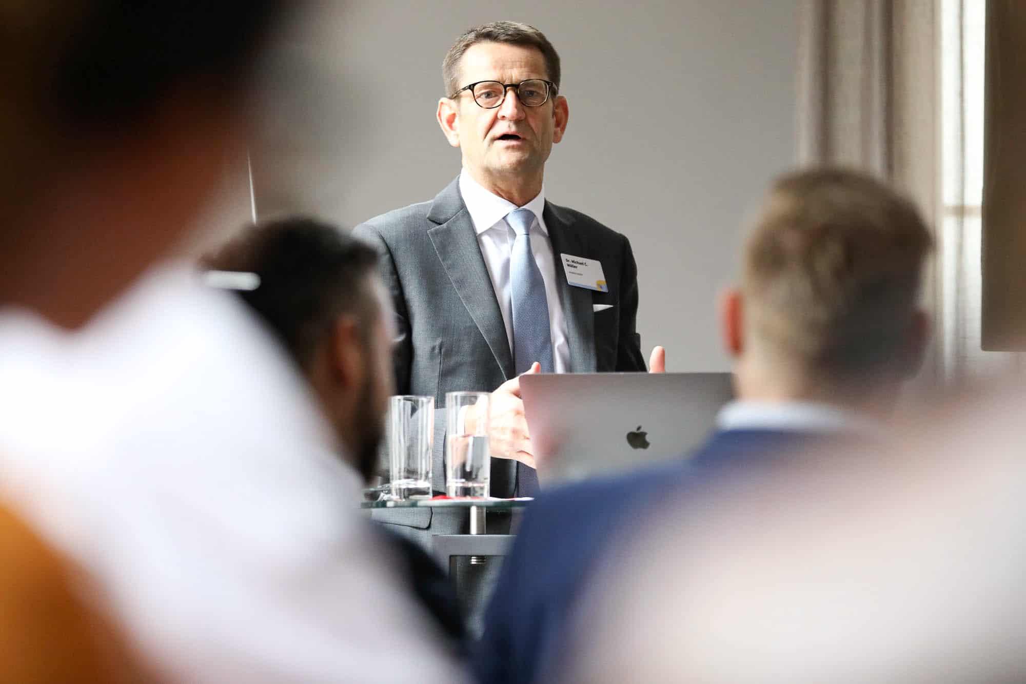 coliquio Summit / Dr. Michael Müller