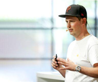 Die Digitalisierung ist mein Antrieb | Gründer Dr. Paul Hadrossek zeigt, wie er vom Ökosystem Heartbeat Labs profitiert hat