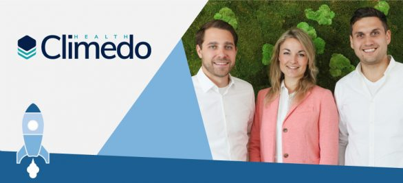 Climedo Health GmbH | Healthcare Start-ups stellen sich vor