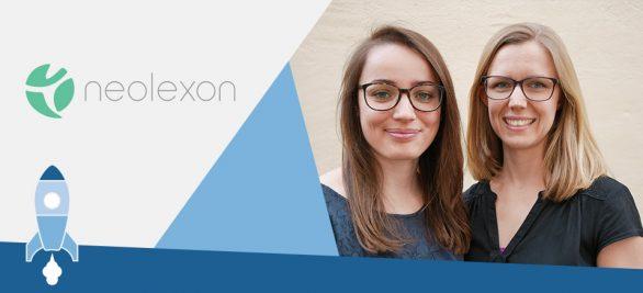 neolexon UG | Healthcare Start-ups stellen sich vor