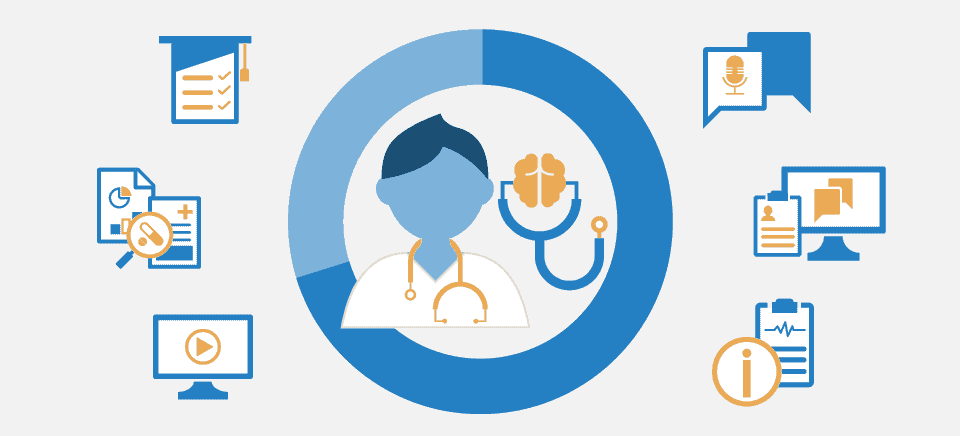 Wie informieren sich Neurologen?   Ein Einblick in das aktuelle Informationsverhalten von über 5.000 Fachärzten