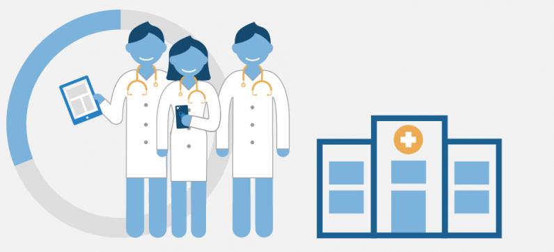 Klinikärzte auf coliquio | Die wichtigsten Fakten auf einen Blick