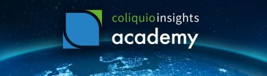 coliquio Insights Academy | 12 Module, 10 Experten, 1 Mission