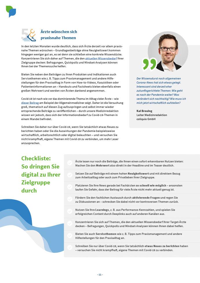 Whitepaper Vorschau 11 Checkliste