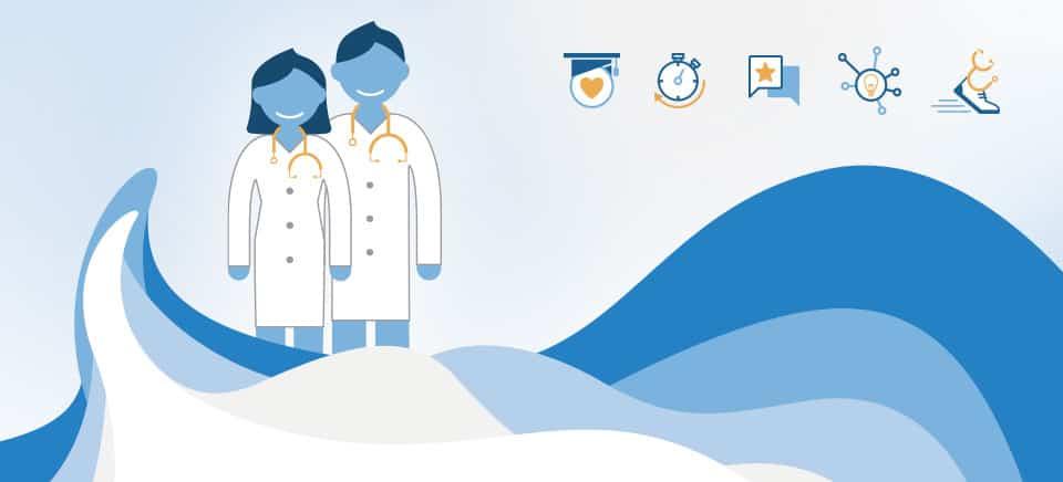 Whitepaper: Ärzte erreichen trotz Informationsflut   5 Empfehlungen für die digitale Arztkommunikation nach der Krise